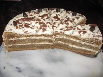 Gipsy S Homepage Cappuccino Mascarpone Torte