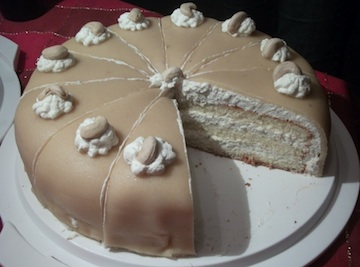 Gipsy S Homepage Marzipan Torten